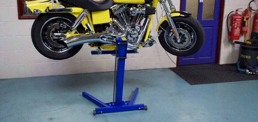 Harley Workshop Lift Jack