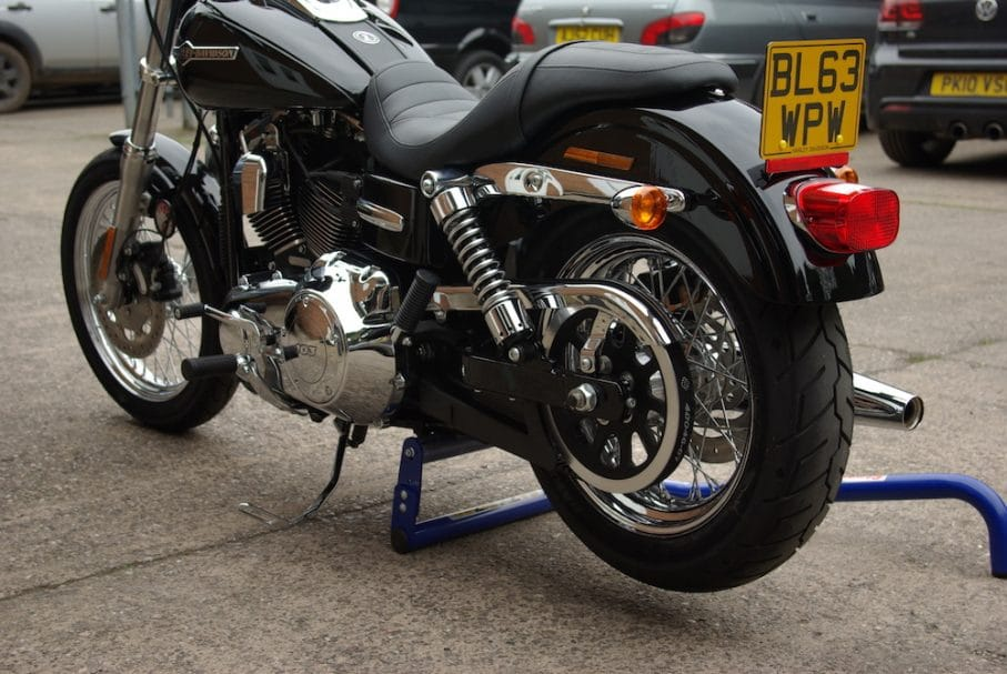 Strongarm Harley Speed Jack